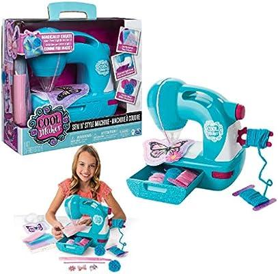 Cool MAKER Machine Vary Cool Maker Sew n Style máquina (estilos varían), multicolor (Spin Master 6037849) , color/modelo surtido: Amazon.es: Juguetes y juegos