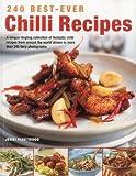 240 Best-Ever Chilli Recipes, Jenni Fleetwood, 1844767892