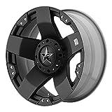 xd rims rockstar - XD Series by KMC Wheels XD775 Rockstar Matte Black Wheel (17x8/5x127, 135mm, 10mm offset)