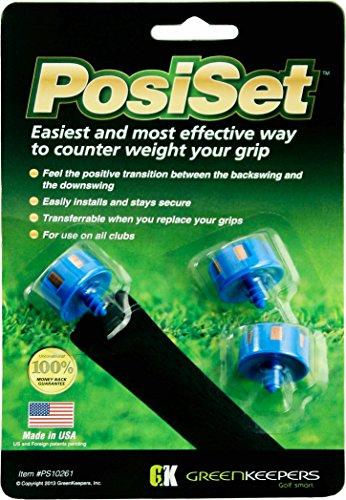 PosiSet Golf Club Counter Balance Weight
