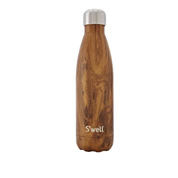 Swell Botella de agua de acero inoxidable aislada al vacío ...