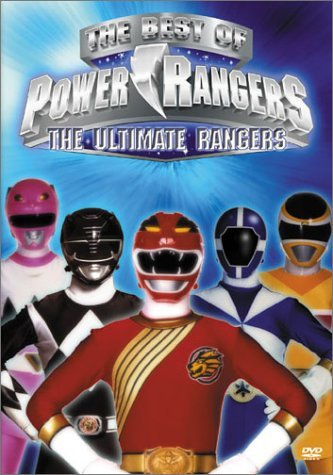 Amazon The Best Of The Power Rangers The Ultimate Rangers