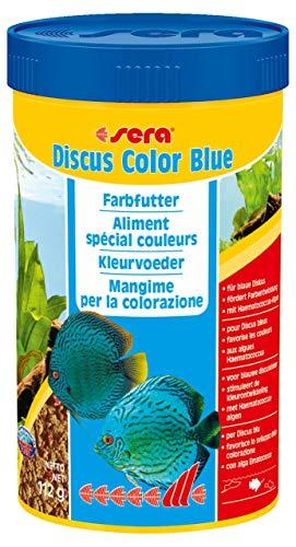 Sera 326 Discus Color Blue 3.9 oz 250 ml Pet Food, One Size
