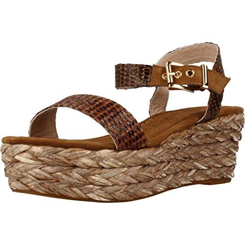 Alma En Pena Sandalen/Sandaletten, Farbe Braun, Marke, Modell  Sandalen/Sandaletten