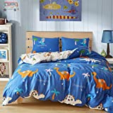 WAFTING Duvet Cover Set Full/Queen 3 Pieces