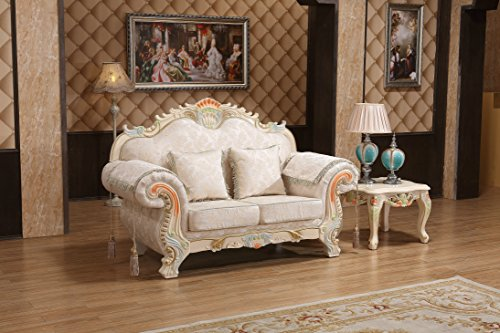 Meridian Furniture Milan Loveseat