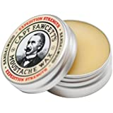 Captain Fawcett Expedition Strength Moustache Wax For A Firmer Hold 15ml, 1er Pack (1 x 15 ml)