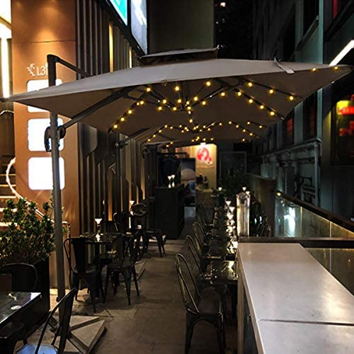 LAMPDREAM luz Blanca cálida, 8 Luces LED Molde 104 con Control ...