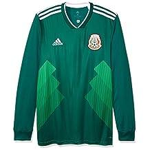 Jersey Oficial Selección de México Local para Hombre, Manga Larga