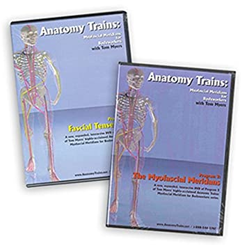 Optp Anatomy Trains 2 Dvd Set 501dvd 502dvd Amazon