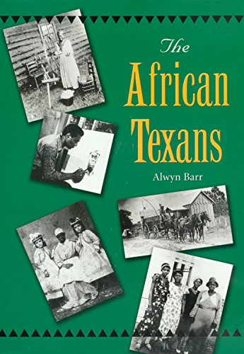 Books : The African Texans (Texans All)