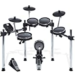 Alesis Surge Mesh Kit | Eight-Piece Electronic Drum Kit with Mesh Heads (10' Snare, 8' Toms, 8'...