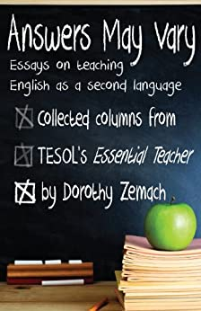 Essays on teaching
