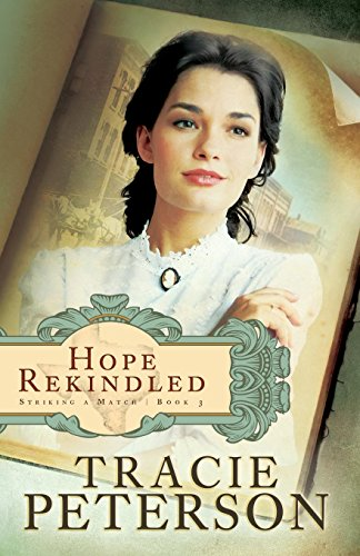 Century Hand Signed - Hope Rekindled (Striking a Match) (Volume 3)