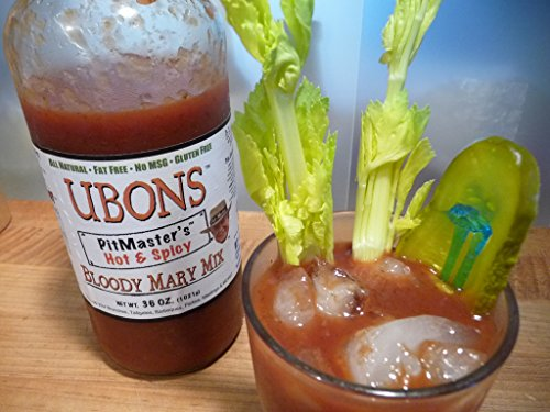 Ubons PitMasters Spicy Bloody Mary