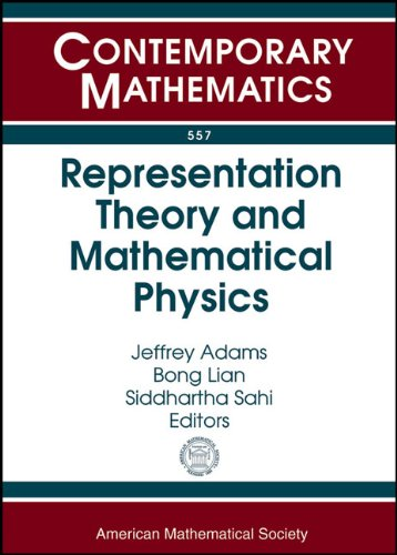Representation Theory and Mathematical Physics: Conference in Honor of Gregg Zuckerman's 60th Birthday October 24-27, 20