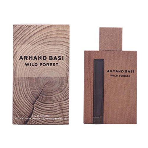 Armand Basi Fragrance - Armand Basi Wild Forest Eau de Toilette Spray for Men, 3.0 Ounce
