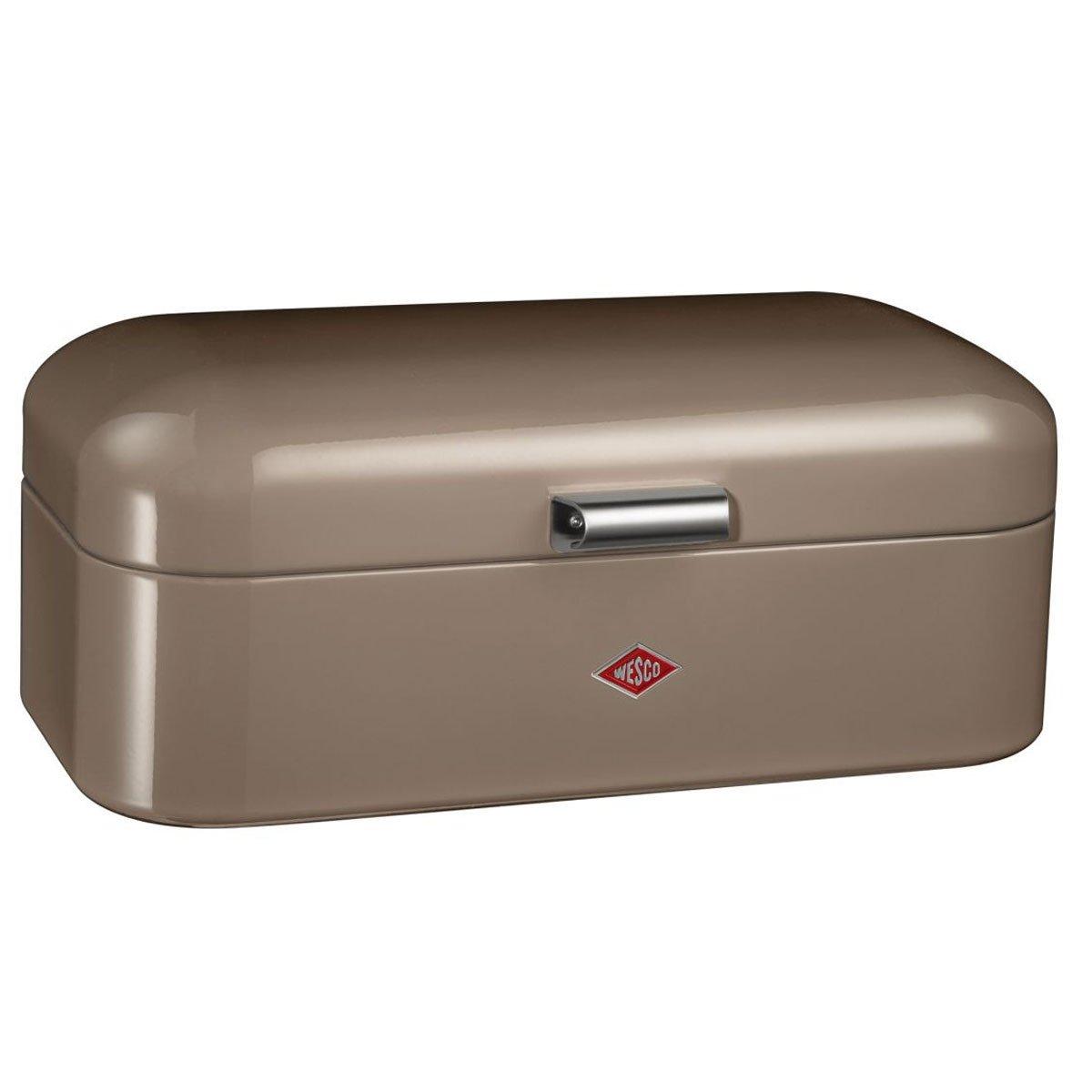 Grandy Storage Box Color: Warm Grey