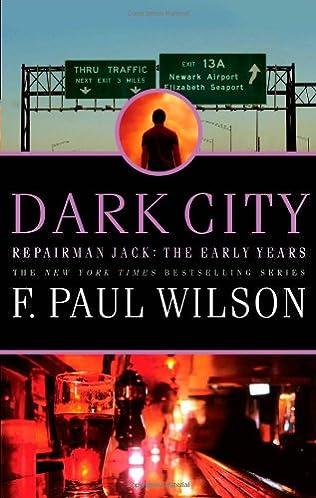 book cover of Dark City