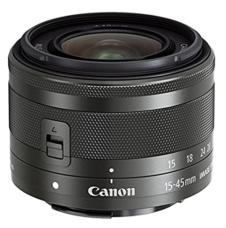 Review Canon 15-45mm f/3.5-6.3 IS