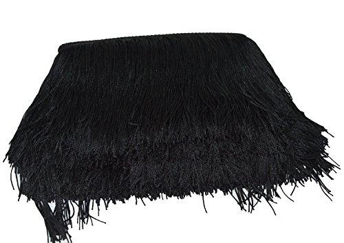 black dress trimmings - 9