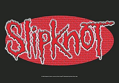 Slipknot - Wall Logo Textile Poster - 30