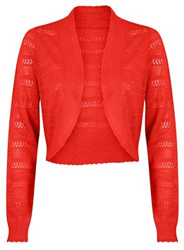 Executive Shopping - Torera - para mujer Rosso