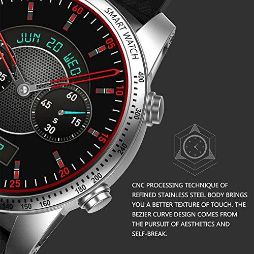 Reloj - KINGWEAR(琦沃) - para - navigatee-123: Amazon.es: Relojes