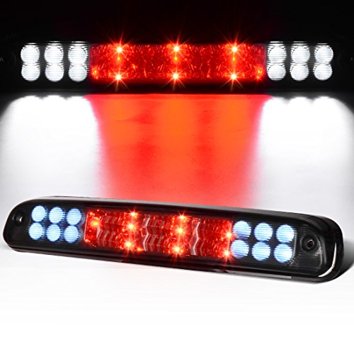 LED 3rd Brake Light for Ford F250 F350 F450 F550 Super Duty 1999-2016, Ranger 1993-2011, Ford Explorer 2001-2005, Mazda B-Series 1993-2010 High-Mounted Third LED Cargo Lamp Smoked - Ford Light F-series 2004