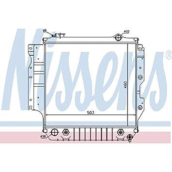 Kühler Motorkühlung NRF 50315