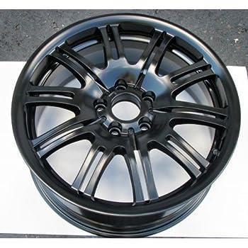 Amazon Com Vht Sp183 Satin Black Wheel Paint Can 11 Oz