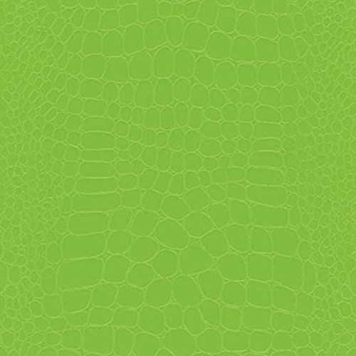 The Gift Wrap Company 1/4 Ream Wrapping Paper, Lime Later Gator by The Gift Wrap Company