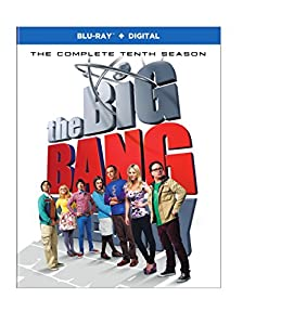 Cover Image for 'Big Bang Theory, The : The Complete Tenth Season'