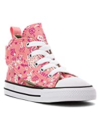 Converse Girl's Chuck Taylor All Star Simple Step High Top Sneaker Infant/Toddler