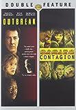 Outbreak / Contagion (DVD)(DBFE)