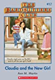 Claudia and the New Girl (The Baby-Sitters Club #12) by Ann M. Martin front cover