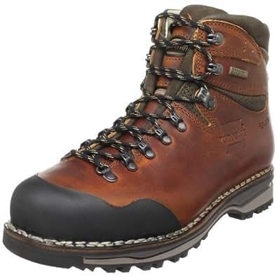 Zamberlan Tofane - Botas de senderismo de cuero para hombre marrón marrón 8 US Homme 42 EU