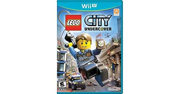 Amazon.com: Lego City Undercover Wii U: Video Games