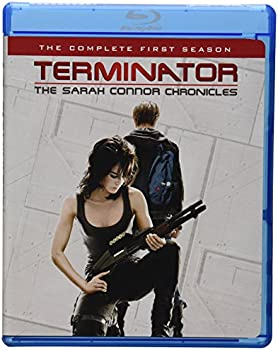 Terminator The Sarah Connor Chronicles 1st Season on Blu-ray