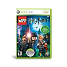 Lego Harry Potter Years 1 - 4 - Xbox 360 Standard Edition
