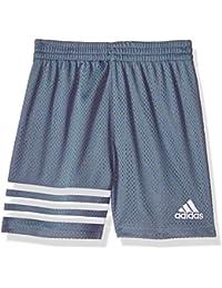 Little Boys' Athletic Short, Raw Steel, Raw Steel