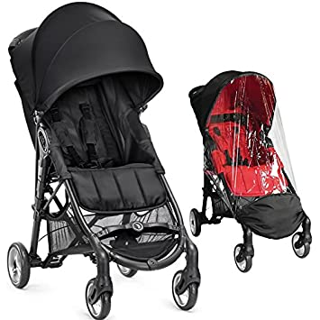 Amazon Com Baby Jogger City Mini Zip Stroller With Weather Shield