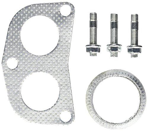 CV92EX-DK Civic Sohc D15 D16 Graphite Aluminum 4-2-1 Header Down Pipe Gasket Flange (Header Pipe Gasket)