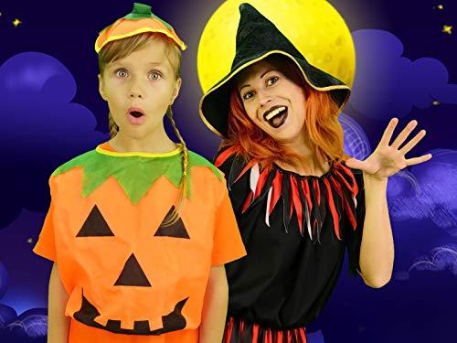(Halloween Song Boo Boo Boo!)