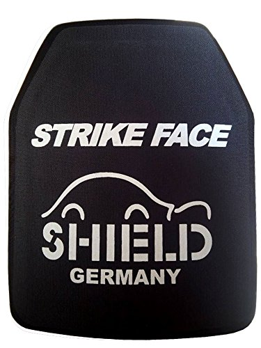 Shield SK4/NIJ IV PlateProtection Plate, STA (Stand Alone) Insert Plate for Bulletproof Vest or Plate Carrier