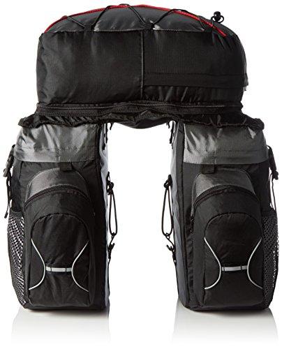 B/üchel 81516015 Tarpaulin Bicycle Pannier Rack Bag Yellow