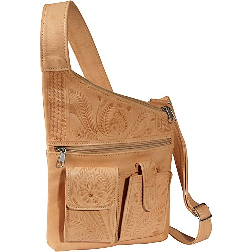 West Natural Cross Over Ropin Bag Crossbody Sq7PvnW