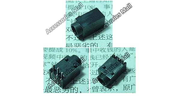 Cable Length: 20 PCS Computer Cables 5-200 PCS New DC Power Jack Connector for Tablet PC//Netbook//Cottage//HDD Enclosure 3.51.3mm