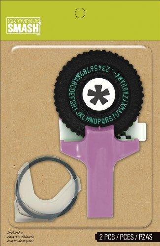 Smash Label Maker- (Smash Book Supplies)