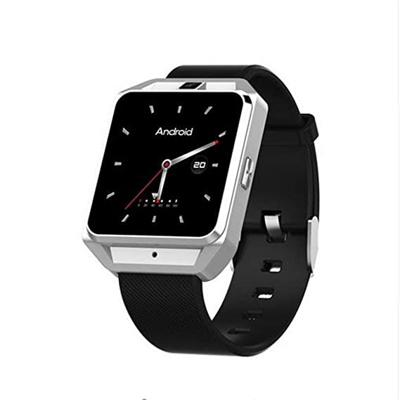 Amazon.com: New 4G M5 Smart Watch GPS 1.45 Inch MTK6737 ...